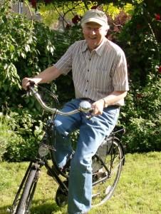 Dad-riding-in-garden