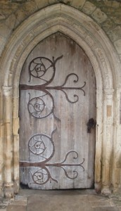 Door-Dorchester-Abbey