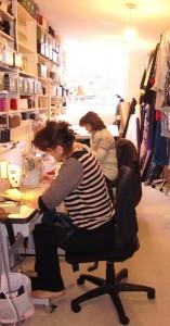 working-in-studio