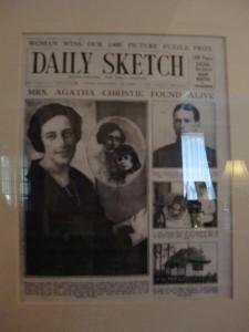 Agatha-Christie---found-poster