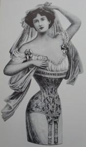bride-in-corset