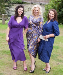 Three-models-on-the-lawn---Autumn-2011