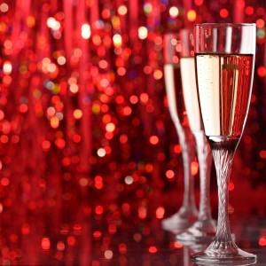 New Year Blog Champagne