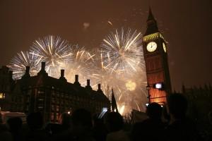 New Years blog fireworks