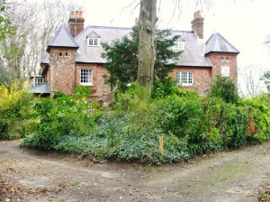 New-years-blog-2012-Thomas-Hardy's-house-Max-gate