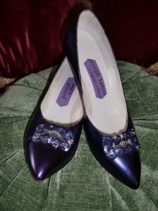 Purple-1950's-shoes