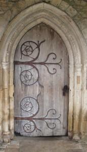 Door-Dorchester-Abbey