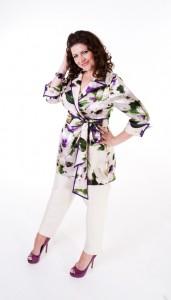 Madeleine-in-Cream-purple-wrapover-top