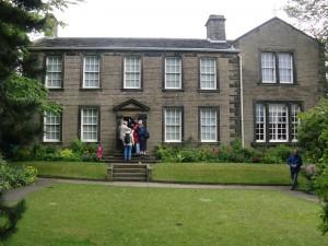 Bronte's-house