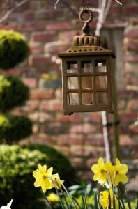 Lamp-spring