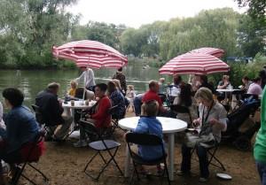 Barnes-Fair-tables-by-pond