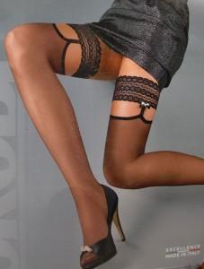 Stockings--black-suspenders