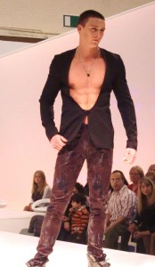 Ideal-Home-Show---male-model